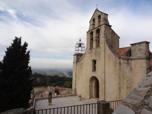 11th Century St. Catherine's in Gigondas